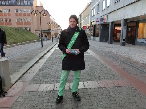 Göran valkampanj